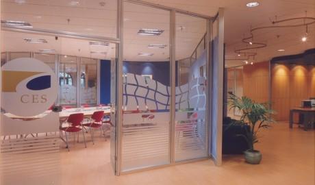 Oficinas CES. Bilbao 2001