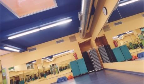 Gimnasio MILLENIUM. Barakaldo 2001