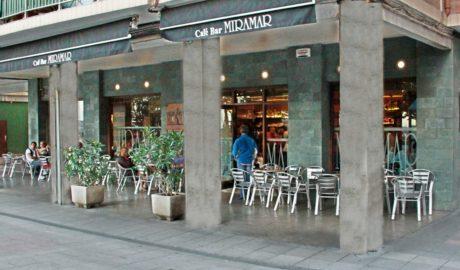 Café MIRAMAR. Santurtzi 2003