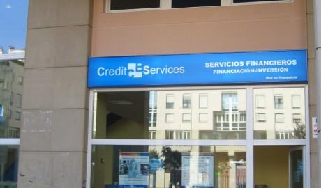 Oficina CREDIT SERVICES Leioa 2005