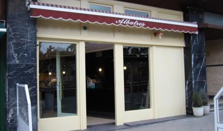 Café ALBATROS. Castro Urdiales 2004