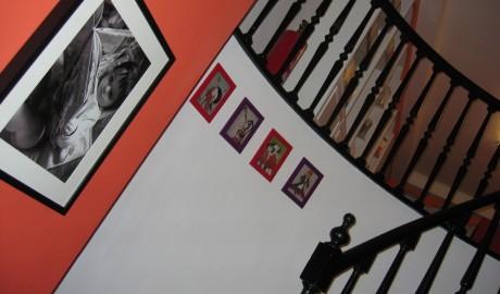 Librería LA GUSANA. Algorta GETXO 2004