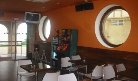 Café TAMARINDO. Arrigunaga GETXO 2004