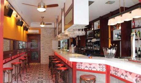 Café-Bar LA PLAZA Algorta